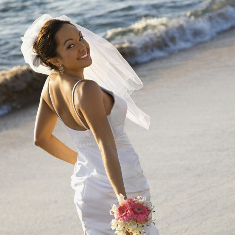 Should You Get A Spray Tan For Your Wedding
